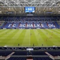 The German Bundesliga became the world's first major soccer league to resume play with the holding of matches on Sunday in empty stadiums. | AP