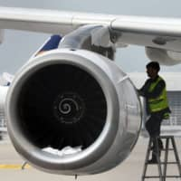 Following the broad strokes of a plan dangled last week, the economy ministry and Lufthansa said Monday the German government would offer a €3 billion loan and €5.7 billion of 'silent' capital for the struggling airline.  | AFP-JIJI