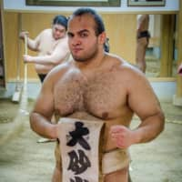 Yusei Nakanishi gets new shikona, but what's in a ring name?