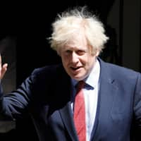 Boris Johnson leaves the dirty work to everyone else