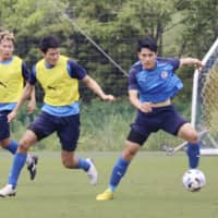 J. League sides step up preparations for July 4 kick off
