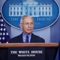 White House blocks top U.S. health official Anthony Fauci from testifying to Congress