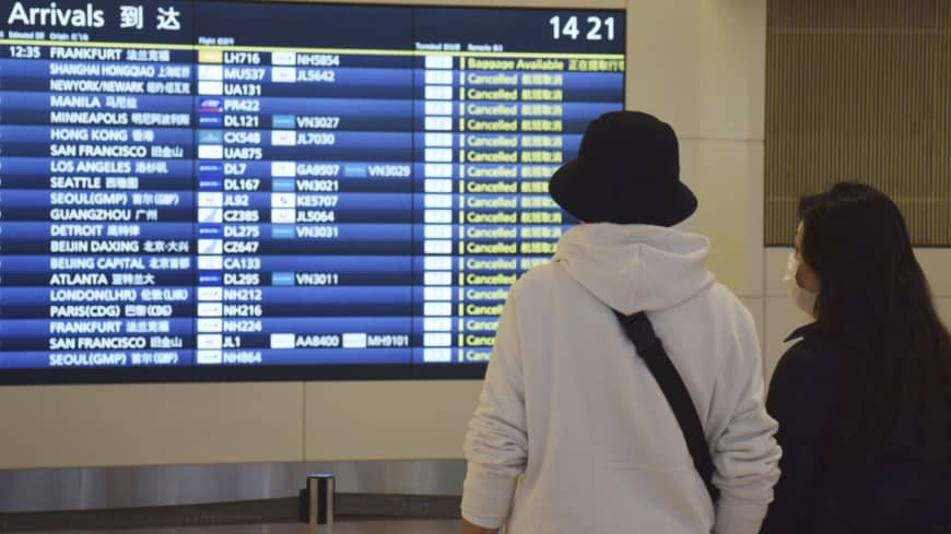 Japan may ease ban on entry from Thailand, Vietnam, Australia and N.Z.