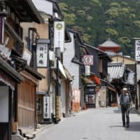 Few tourists have visited Kyoto in recent months amid continuing worries over the outbreak of the new coronavirus. | KYODO