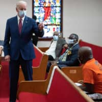 Joe Biden was rescued by black voters. Now he has to excite them