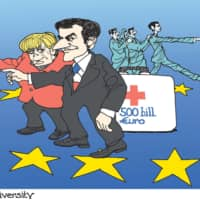 COVID-19 crisis could make Europe a real global force