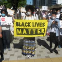 Let's discuss the Black Lives Matter marches in Japan
