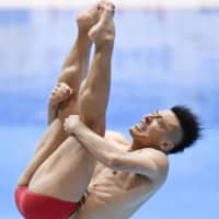 Divers who qualified for Tokyo Olympics will keep spots for 2021