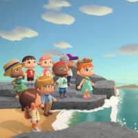 Island in the sun: The life-simulation game Animal Crossing: New Horizons, in which players live on islands and interact with friends, has been a welcome escape from virus-related quarantines and lockdowns. |