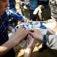 North Korean defectors push on with leaflets and aid despite threats