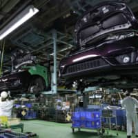 Explosion at Honda Motor plant in central Japan seriously injures two