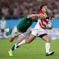 Rugby World Cup star Kenki Fukuoka gives up Olympic aspirations for career in medicine