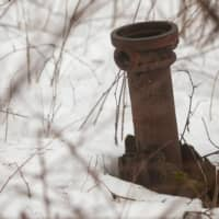 An abandoned oil well in Olean, New York | REUTERS