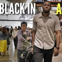 YouTuber Laranzo Dacres highlights the experience of being Black in Japan