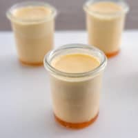 Premium pudding: Use the highest-grade milk and cream you can, plus a real vanilla bean, for best flavor in this rich, creamy dessert. | MAKIKO ITOH