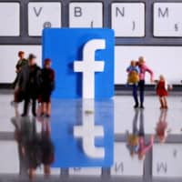 A feature being rolled out in some countries will give Facebook and Instagram users the option of blocking paid ads from candidates and political groups. | REUTERS