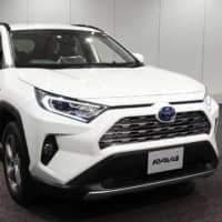 Toyota group supplying hybrid SUVs for Suzuki to sell in Europe