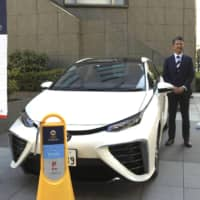 Fearing germs on steering wheels, Japanese shun car-sharing