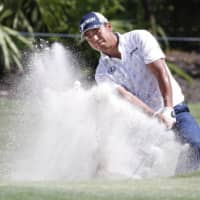 Hideki Matsuyama well off pace in first tournament since hiatus