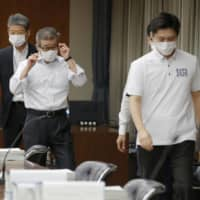 Osaka's second merger push faces pitfalls from pandemic, Abe's poll woes