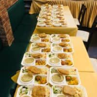 Bento bonus: The bento lunches being made by Govinda's are also being delivered to single mothers in need of support.  | MEGHA WADHWA