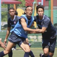J. League's oldest-ever rookie aims for inspirational swansong