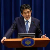 Abe Cabinet support rate falls to 36.7% after ex-minister's arrest