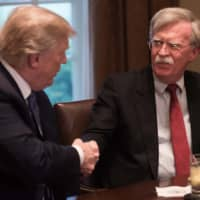 Trump demanded Japan cough up $8 billion for U.S. troops — or risk pullout, Bolton says