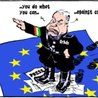 Hungary's Orban uses COVID-19 crisis for another power grab