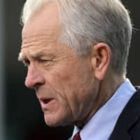 White House trade adviser Peter Navarro | REUTERS