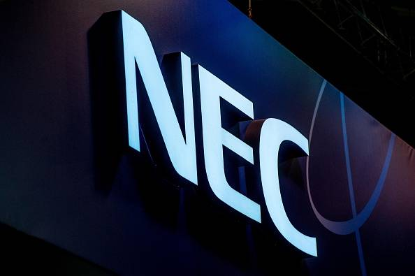 Nippon Telegraph and Telephone Corp. is planning to invest in NEC Corp. to jointly develop 5G wireless network technology. | GETTY IMAGES / VIA KYODO