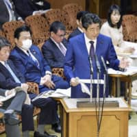 The 2020 post-Abe leadership race