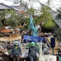 Landslides in Japan surged by half in decade due to climate change