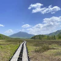Popular Gunma hiking trail to reopen with reduced rescue services