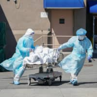 As U.S. coronavirus cases hit new high, questions abound over whether deaths will follow