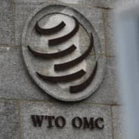 During a meeting in Geneva on Monday, the Japanese delegation said its restrictions on three classes of chemicals used in the production of semiconductors and digital displays are permitted by WTO rules and explicitly tied its defense to the trade body's national security exemption. | BLOOMBERG
