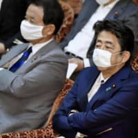 Snap elections in the fall preferable, Deputy Prime Minister Taro Aso says
