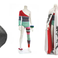 The bold costumes designed in 1973 by Kansai Yamamoto for David Bowie's Aladdin Sane tour | THE DAVID BOWIE ARCHIVE