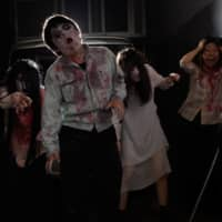 Drive-in haunted house: A good scare ... without the coronavirus