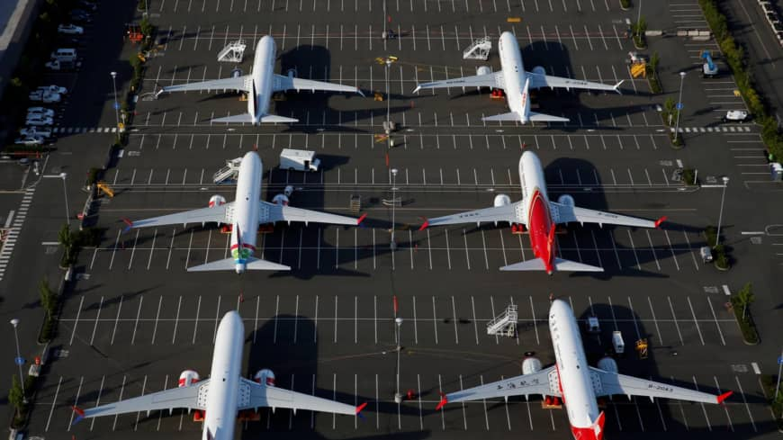 Boeing kept FAA in the dark on key 737 MAX design changes, U.S. says