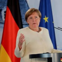 With Merkel at the helm, Europe faces a crisis with many fronts