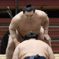 Heart by far most important factor toward achieving success in grueling world of sumo