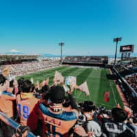 The J. League has created a global editorial team in order to tailor content toward international fans. | COURTESY OF THE J. LEAGUE