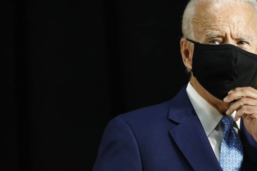 Presumptive Democratic presidential nominee Joe Biden was a supporter of U.S. military interventions while he served as a U.S. senator from 1973 to 2009 and as vice president from 2009 to 2017.   AP