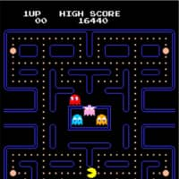 In Pac-Man, the player attempts to eat all of the dots placed in an enclosed maze while avoiding four colored ghosts that each have their own unique 'personalities.' | PAC-MAN™ & © BANDAI NAMCO ENTERTAINMENT INC.