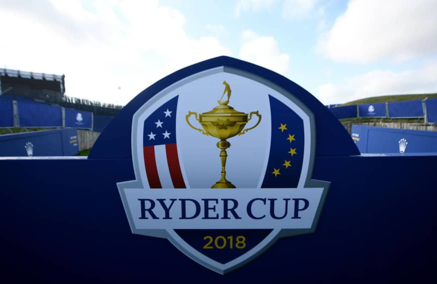 The 2020 Ryder Cup will be postponed for a year because of the coronavirus pandemic, ESPN reported Tuesday. An official announcement is expected Wednesday. | AFP-JIJI