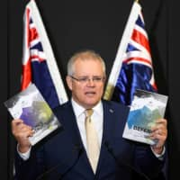 Australia and Japan to hold virtual summit meeting Thursday
