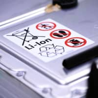 Safety remains an issue for lithium-ion batteries, which have been the cause of fires. | BLOOMBERG