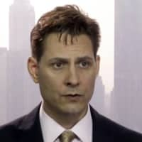 Michael Kovrig has been detained for 576 days in China with no end in sight, an apparent pawn in a geopolitical battle over Huawei Technologies Co. and the fate of its chief financial officer, Meng Wanzhou. | AP