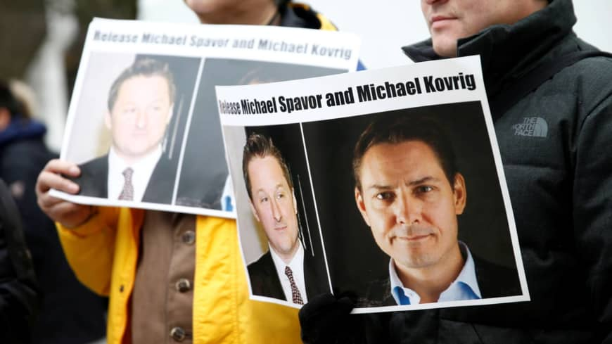 576 days in a Chinese cell: Michael Kovrig's resolve pushed to its limits